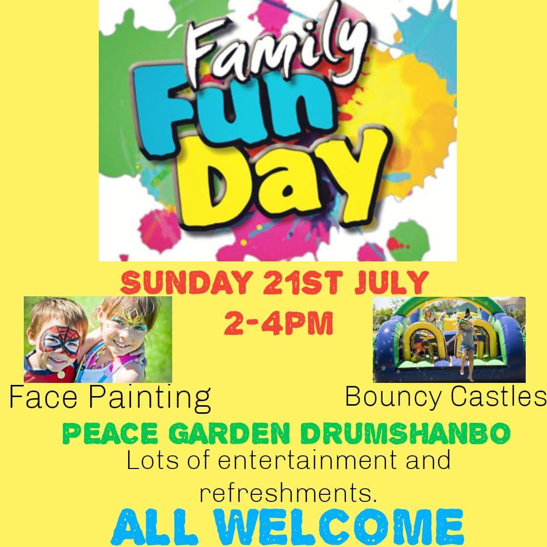 Family Fun Day – Joe Mooney Summer School