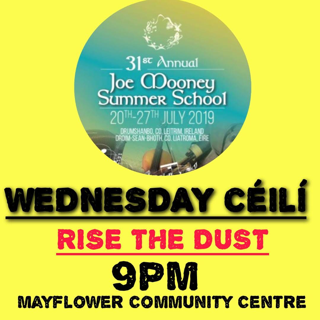 Summer School Events – Joe Mooney Summer School